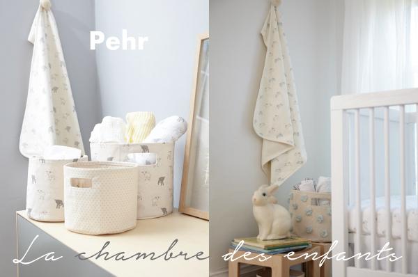 春のこども部屋  Pehr ペアーシリーズ