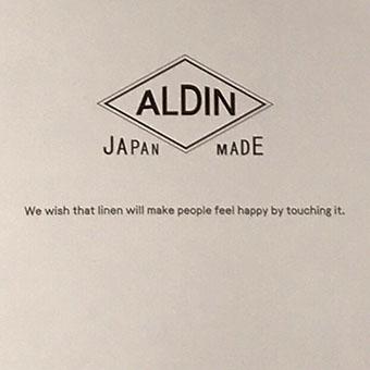 4/20(土)~なくなり次第終了<br>ALDIN展