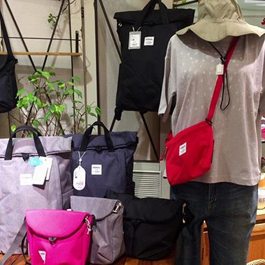 【大阪】おでかけにおすすめのハロルルのバッグ♪