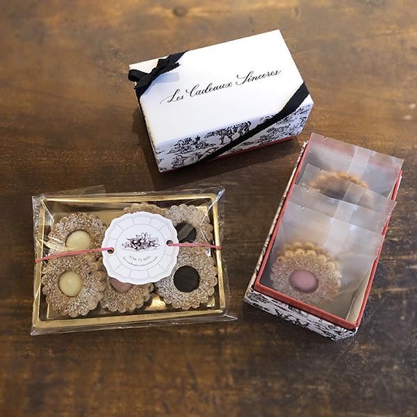 5/24(金)~5月末<br>Les Cadeaux Sinceres スピッツブーベン・ギフトボックス予約販売