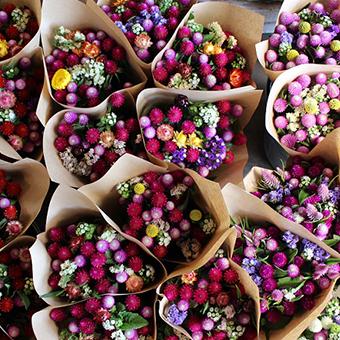 9/22(日)9/23(祝)のみ<br>20周年アニバーサリーフェア第二弾 Flowers for rena 生花ブーケの販売
