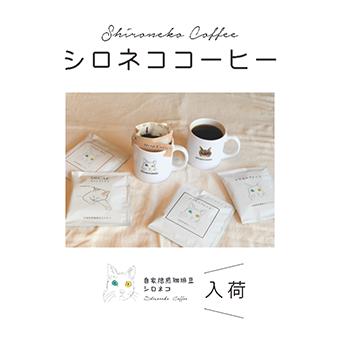 1/24(金)~なくなり次第終了<br>シロネココーヒー