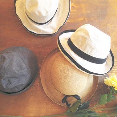 【神戸】「シャポーグラフィー」の帽子が入荷しました!