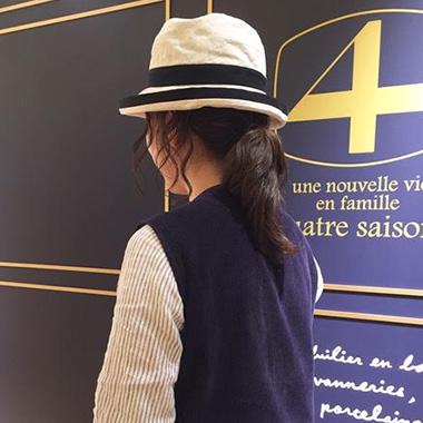 【大阪】倉敷の素敵な帽子屋さん♪シャポーグラフィー